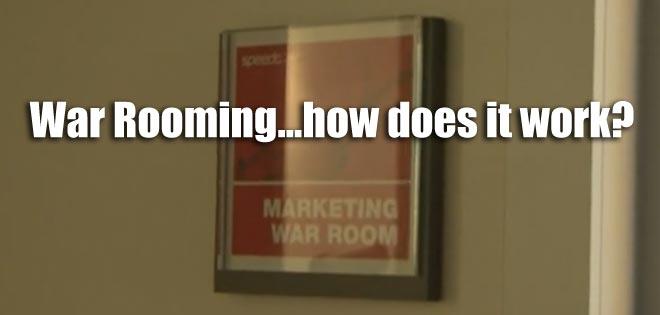 Ryan Lochte meets with Speedo in their marketing war room on WWRLD.