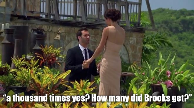 chris proposes to desiree on the bachelorette final rose in antigua.