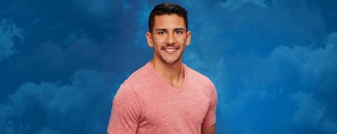 Bachelorette JoJo Fletcher contestant Peter