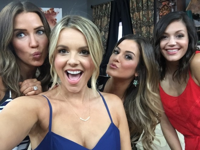 Former Bachelorettes Des, Kaitlyn and Ali give advice to Bachelorette JoJo before she meets the bachelors.