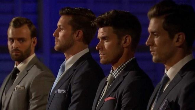 The Bachelorette JoJo picks her final four of Chase, Robby, Jordan and Luke.