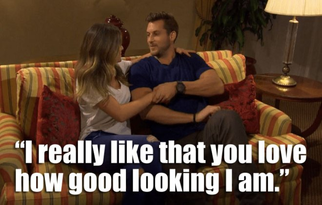 chase talks to JoJo about their relationship on the Bachelorette.