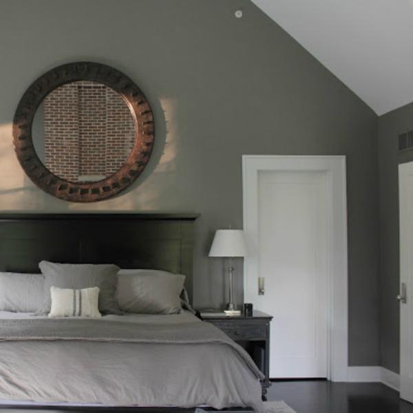 grey paint color decor industrial farmhouse bedroom on industrial farmhouse paint colors id=41576