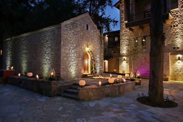 Bma House Weddings Garden