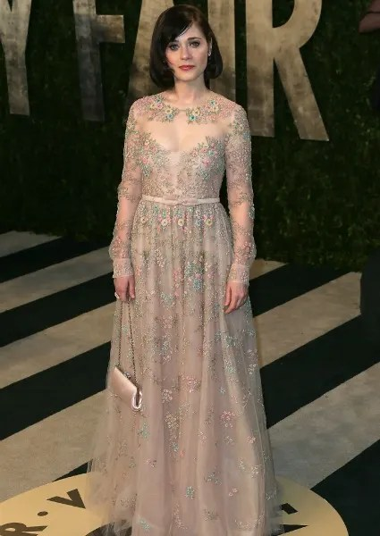 Floral Bridal Gowns Inspired By Zooey Deschanel