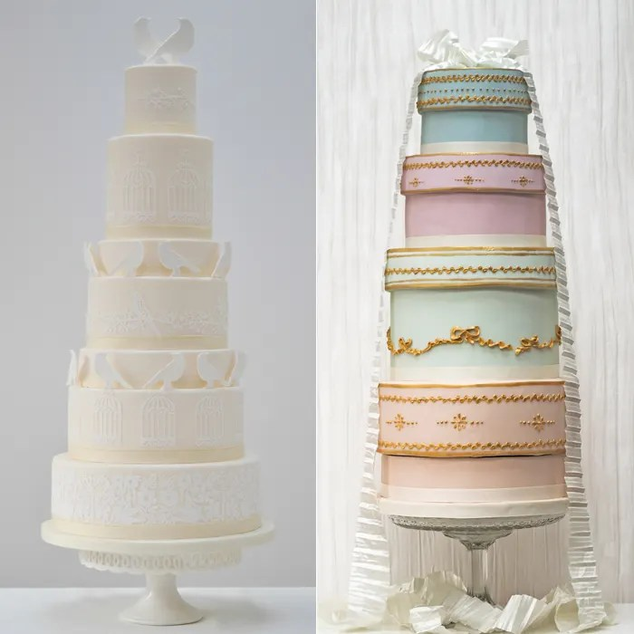 Wedding cakes  the hottest trends and predictions from the experts     Buckingham Palace announces another royal engagement
