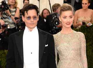Image result for johnny depp and amber heard wedding photos