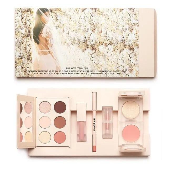 Kim Kardashian S Wedding Makeup Line Re