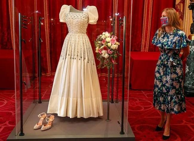 Beatrice wedding dress