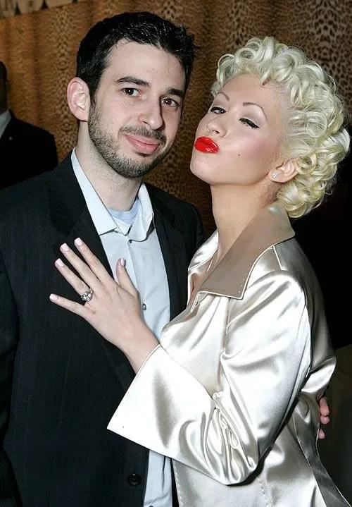 Christina Aguilera Announces Split From Her Husband Jordan