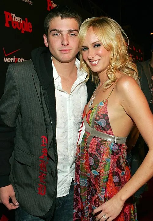 Kimberly Stewart Her Former Flames Photo 3