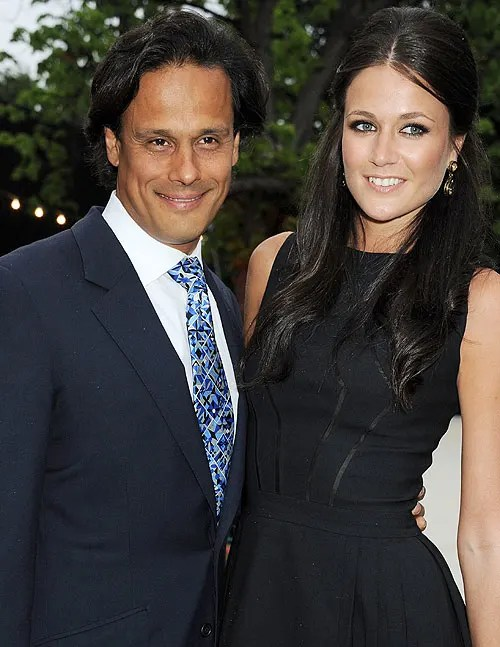 Arun Nayar Steps Out To Serpentine Summer Party With New
