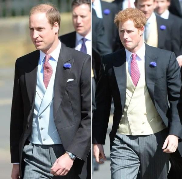 Prince William's friend Thomas van Straubenzee marries ...