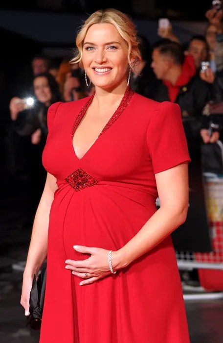 Kate Winslet Reveals The Name Of Her Baby Boy With Ned