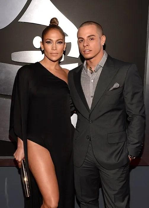 Jennifer Lopezs Ex Casper Smart Sends Birthday Message
