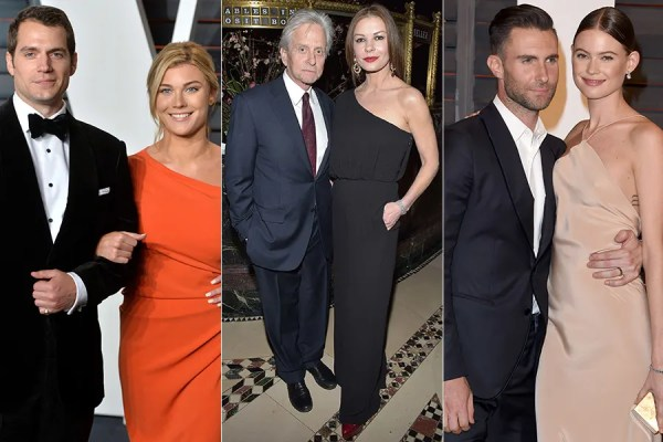 Gallery: celebrity couples with a big age difference - Photo