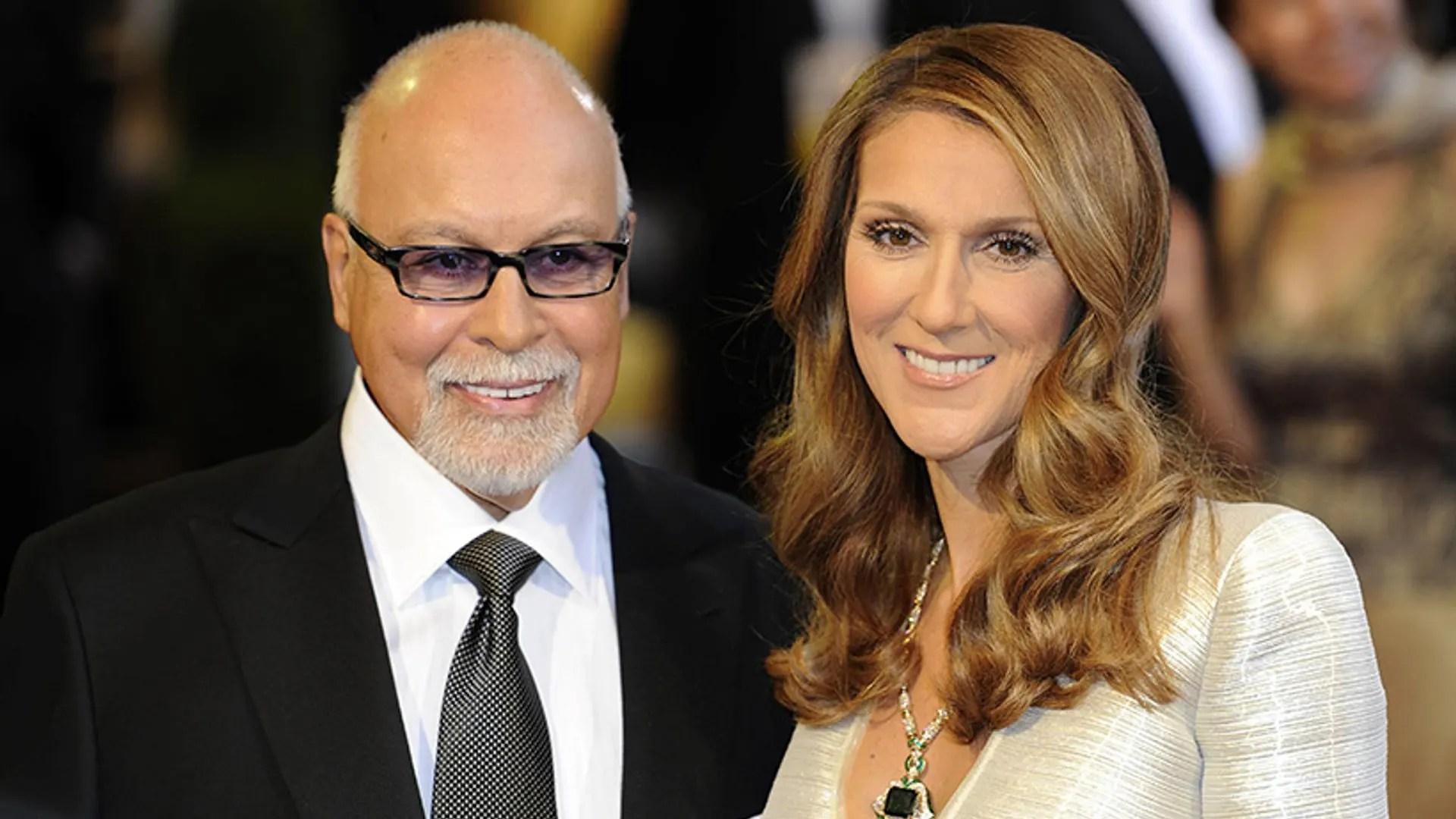 Celine And Rene Charles Angelil