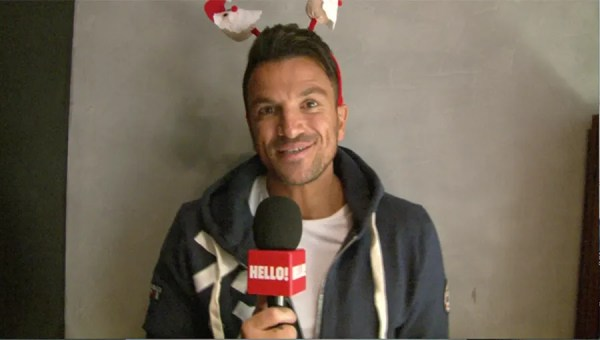 Countdown to Christmas with HELLO!'s favourite celebs ...