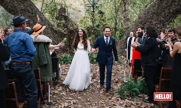 Image result for troian bellisario wedding