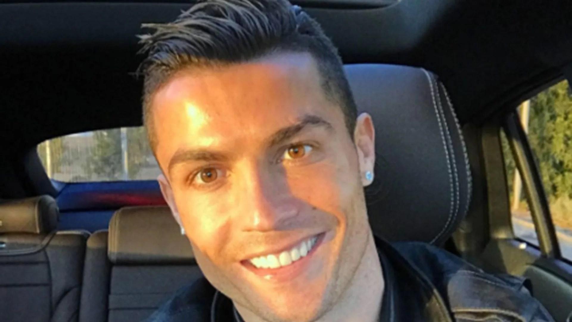 Cristiano Ronaldo Marks Birthday On Instagram With Son