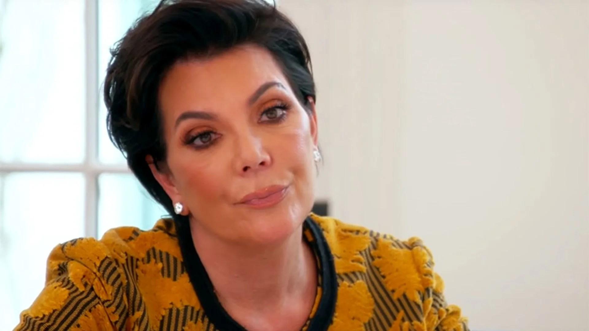 Kris Jenner Talks About Caitlyn Jenners New Memoir The
