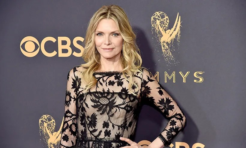 Image result for Michelle Pfeiffer emmy 2017