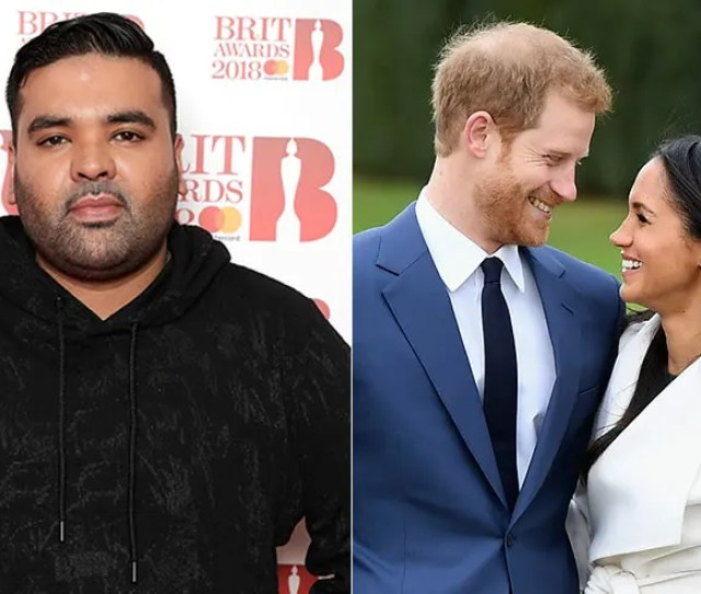 Prince Harry And Meghan Markles Wedding Is Naughty Boy Set To Perform With Beyonce