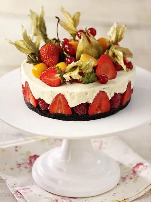 Strawberry Cake Perfect