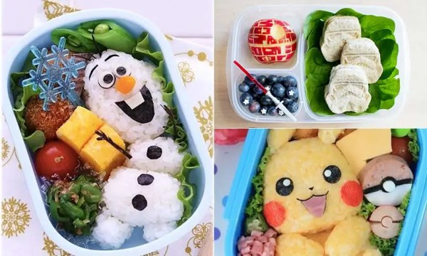 Fun and healthy lunchbox ideas kids will love - Photo 1