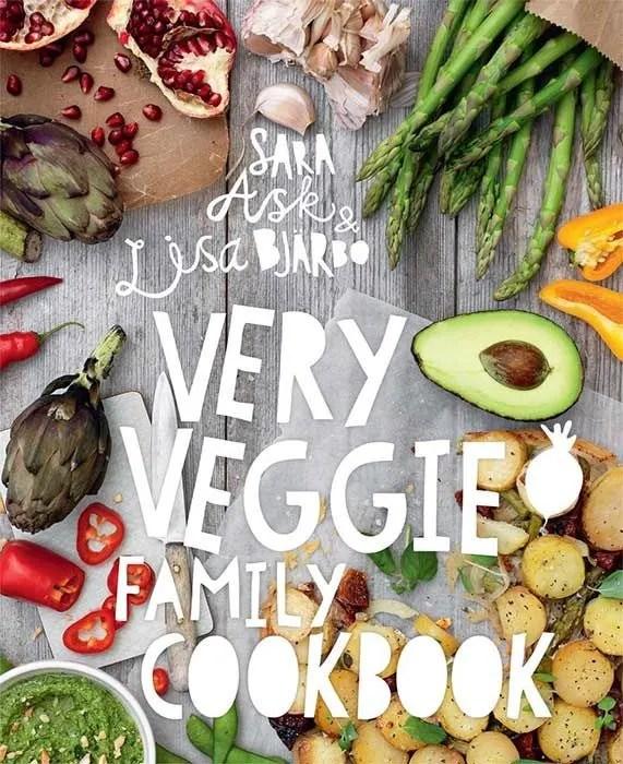 Very-veggie-family-cookbook