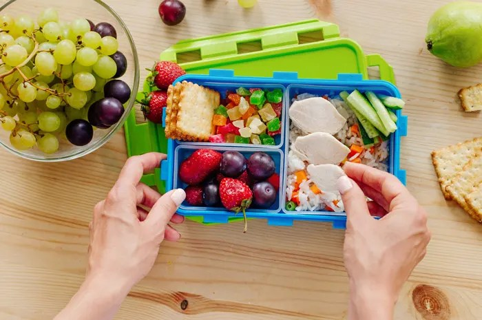 13 healthy and delicious lunchbox recipes that will have kids rushing back to school