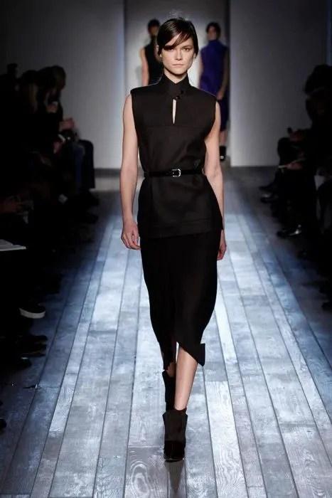 Victoria Beckhams Favourite Model Kasia Struss HELLO