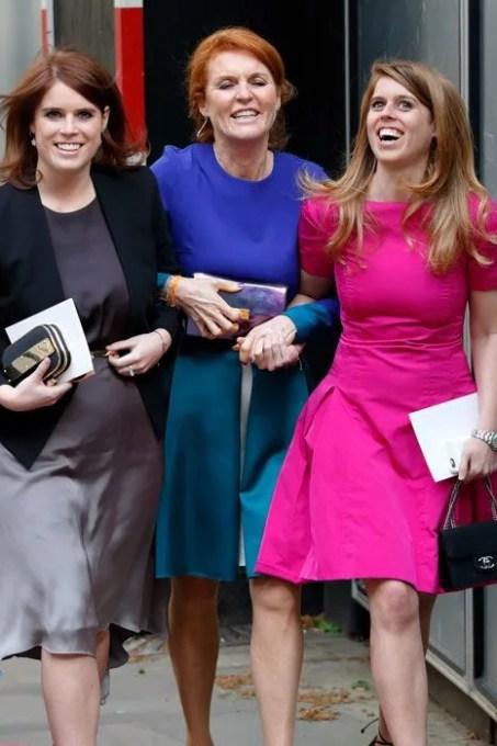 Sarah Ferguson Daughters