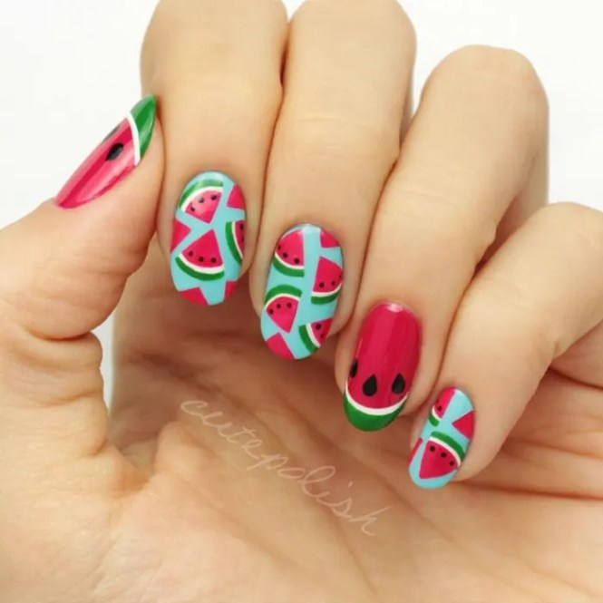 Nail Art By Cutepolish