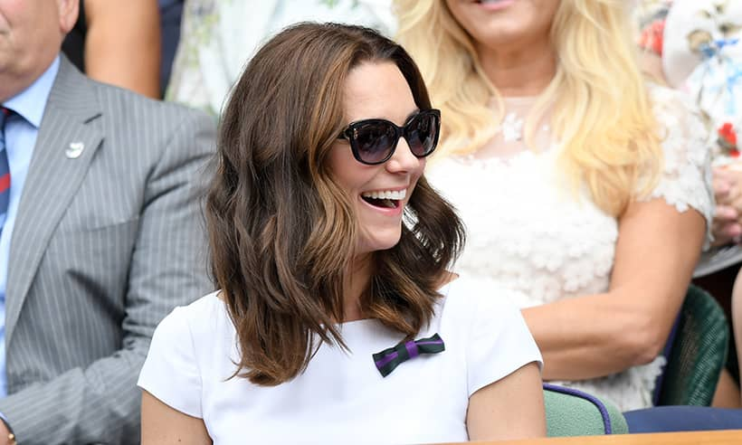 Why Kate Middleton Cuts Her Hair During Pregnancy HELLO