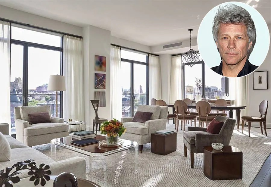 Celebrity Living Rooms Youll Want To Copy Photo