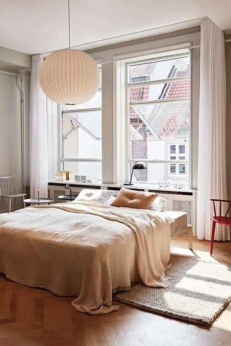 8 minimalist bedroom ideas for a stylish space | HELLO! on Bedroom Minimalist Ideas  id=79126