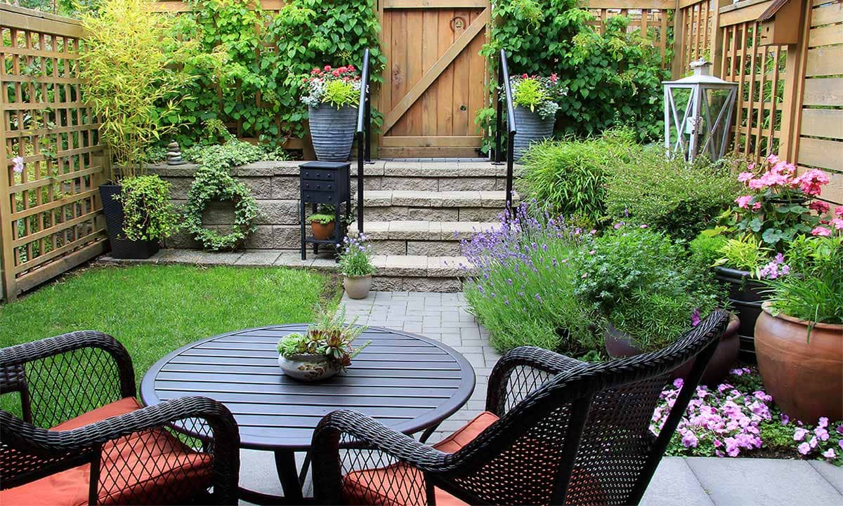 Heatwave incoming! 8 small garden ideas for a beautiful ... on Beautiful Patio Designs id=47010