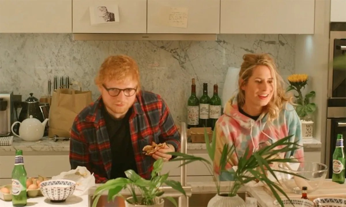 Ed Sheeran House See Where The Singer Will Raise Baby Daughter With Wife Cherry Seaborn Hello