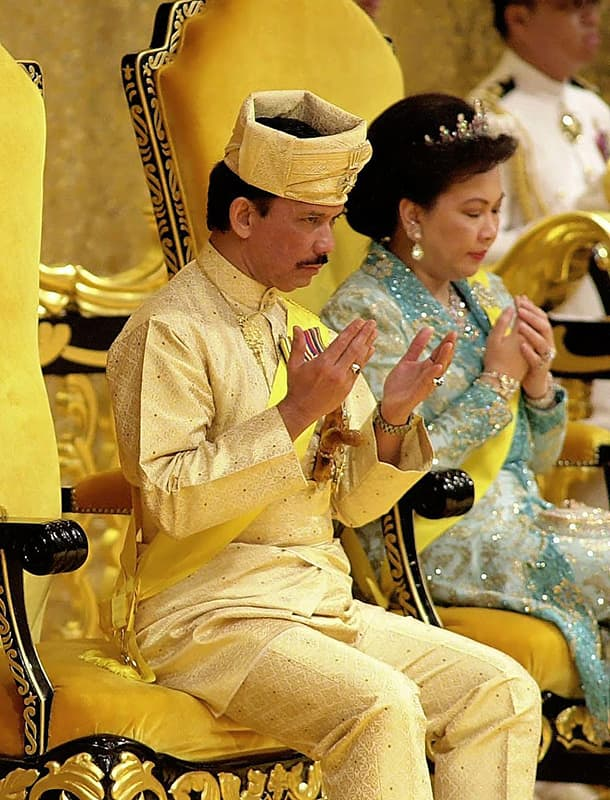 Bodyguard Accused Of Stealing Diamonds From Sultan Of