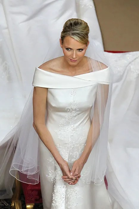 Royal Wedding Dresses Photos Of The Most Iconic Gowns