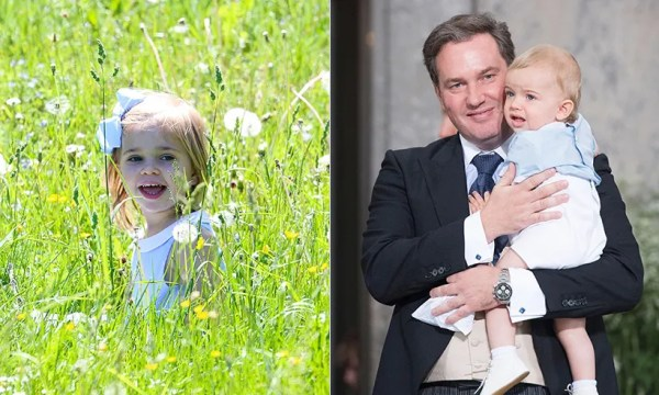 Princess Madeleine of Sweden's husband opens up about ...