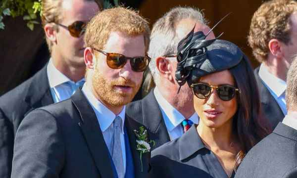 Prince Harry had a hole in his shoe at weekend wedding and ...