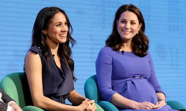 Kate Middleton reacts to Prince Harry and Meghan Markle's ...