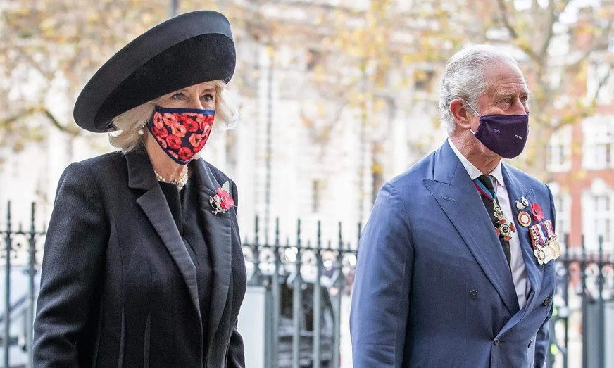 Why Prince Charles and Duchess Camilla did not sing God ...