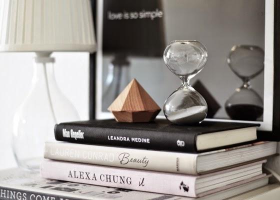 interior: coffee table essentials