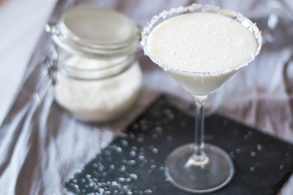 Malibu Snowman Cocktail Rezept
