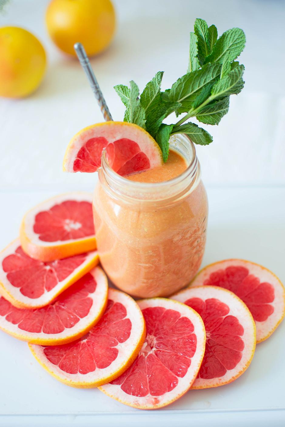 Tipsy Tuesday Style Sandbox Orange Power Smoothie gesundes Rezept Food Style Fashion Lifestyle Beauty Drinks Blog Vienna