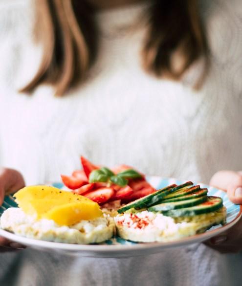Leckere Snacks unter 250 kcal