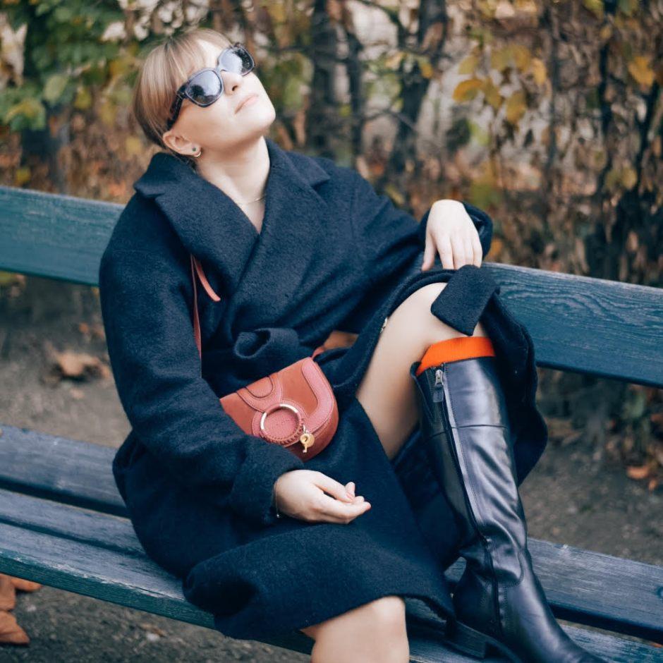 Hello Marta Peek & Cloppenburg Herbst Look Mantel Style Blog Vienna